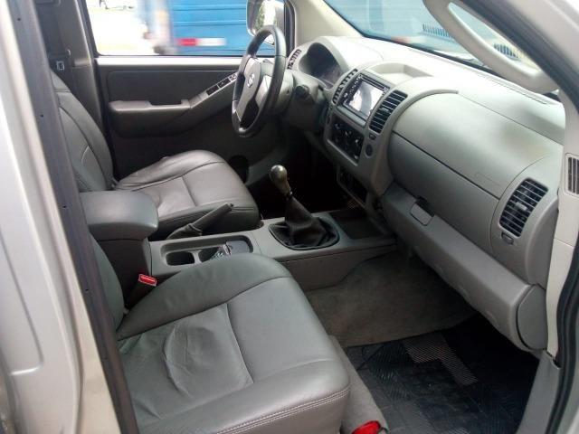 Nissan Frontier XE 2010 4x4 - Foto 9