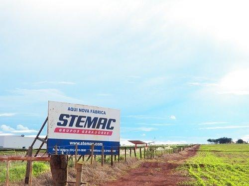 Terreno 392.000 m² Itumbiara-GO lado da Stemac Distrito Industrial II - Foto 6