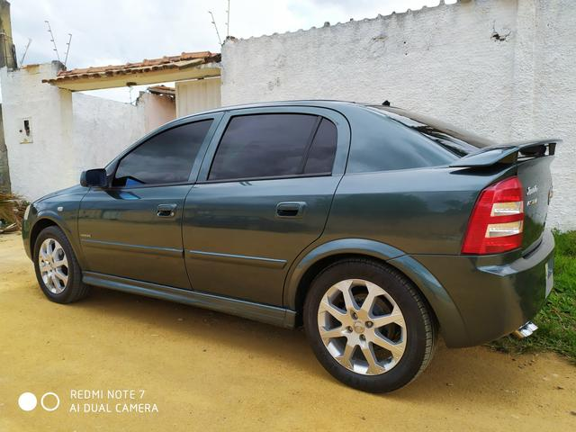 Chevrolet Astra Advantage motor 2.0 Flexpower 2009/2009 - Foto 6