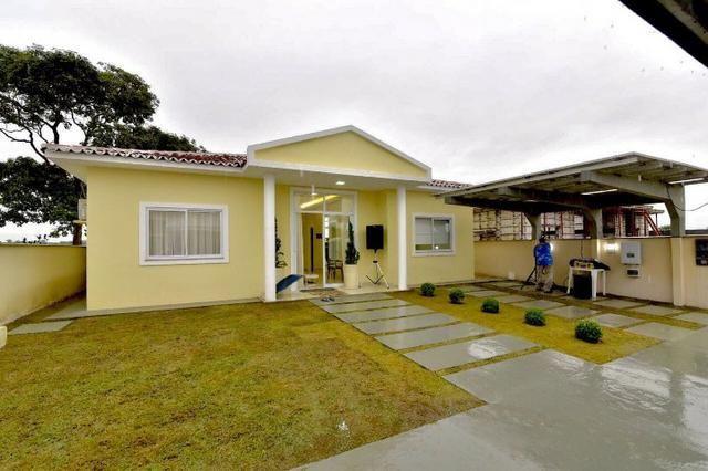 AL-Quase prontas\casas com 3 quartos fino acabamento e entrada parcelada