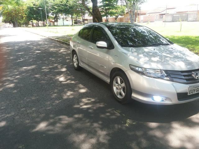 Vende-se um Honda City Automático LX 2012 - Foto 8