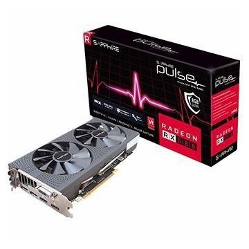 Placa de Video Sapphire Pulse Radeon RX 580 8GB - Foto 2