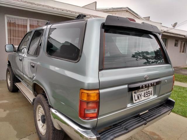 Camionete Hilux sw4 dlx 2.8 T diesel 1995 tl. 41_ * so a noite - Foto 2