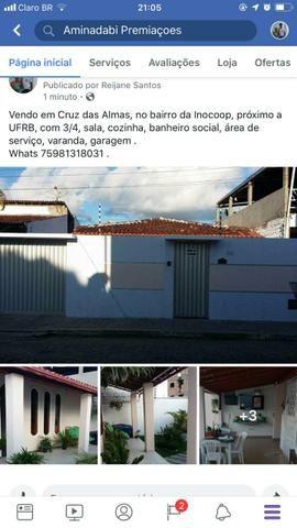 Vendo casa em cruz das almas - Foto 7
