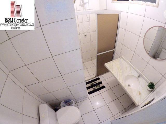 Apartamento por temporada na Praia do Futuro em Fortaleza-CE A Partir R$ 180,00 - Foto 12