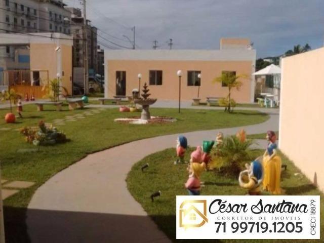 Cobertura 4/4 sendo 1 suite e terraço livre - Gran Ville das Artes - Lauro de Freiras - Foto 20