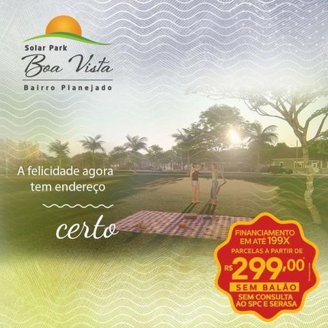 Loteamento Solar Park Boa Vista - Inhumas-Go - Foto 3