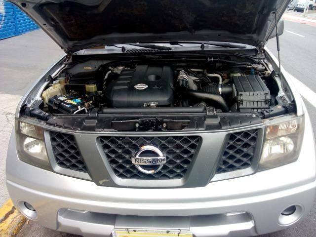 Nissan Frontier XE 2010 4x4 - Foto 7