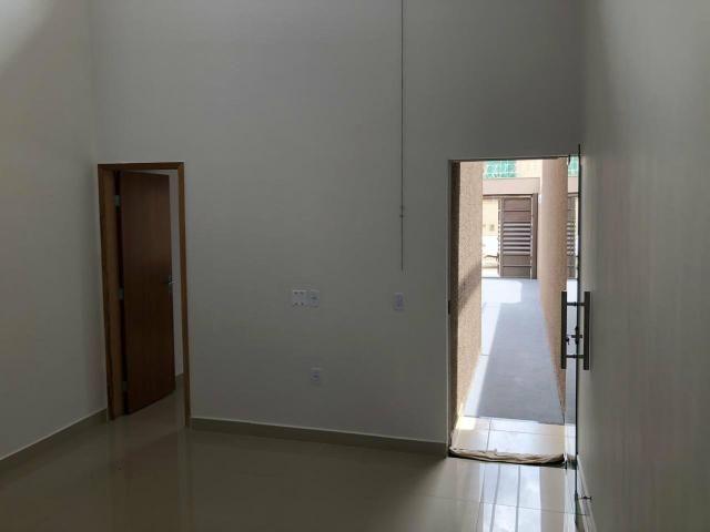 Casa nova 2 suítes 2 vagas otima localização ac financiamento - Foto 6