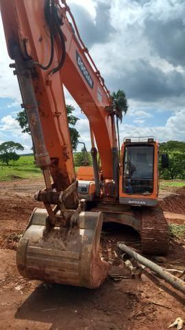 Escavadeira prestação de serviço - Foto 3
