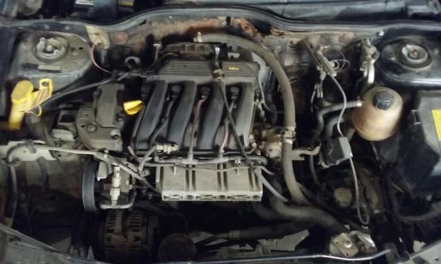 Sucata de Renault Megane RT 1.6 16v 2001 para retirada de peças - Foto 12