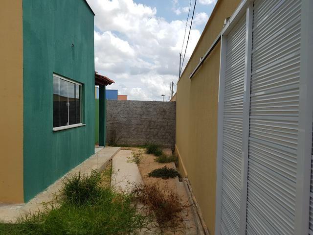 Linda casa de 2 quartos e suite Cidade jardins - Foto 2