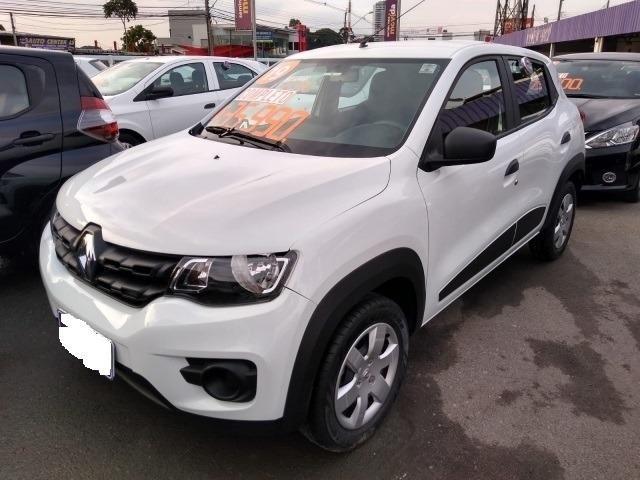 Renault Kwid 1.0 12v Sce Flex Zen 2018.2019 1.0 + Ipva 2020 Promoção 33.990,00 - Foto 2