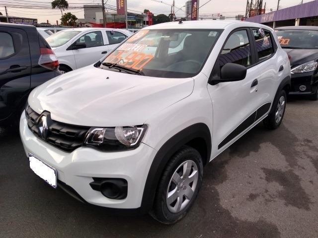 Renault Kwid 1.0 12v Sce Flex Zen 1.0 2018/2019 + IPVA 2020 Promoção 33.990,00 - Foto 2