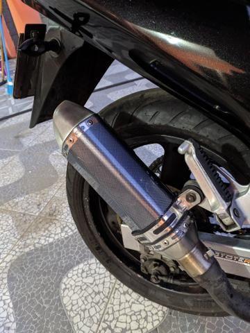 Escape Esportivo moto