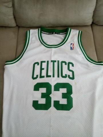 Camisa e casaco do Celtics - Foto 2