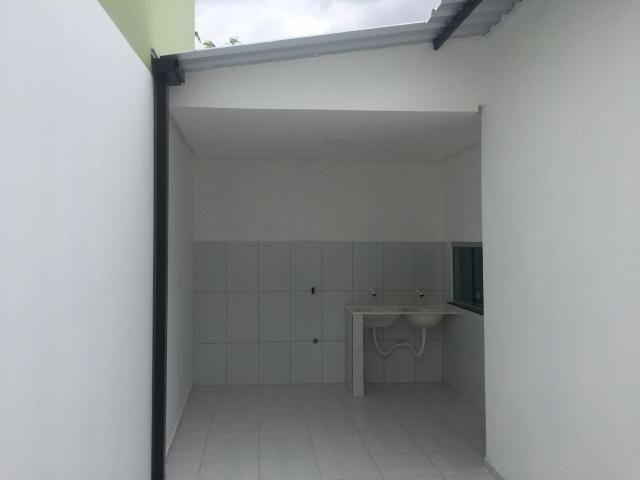 Casa com fino Acabamento- Prox. Ao Aslan- Com 3 dormitórios - Foto 9