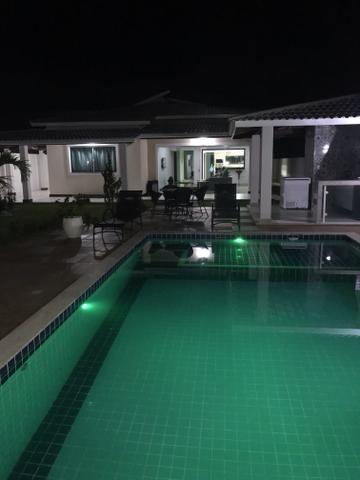 Belíssima casa em condomínio fechado barra do jacuipense $500 - Foto 2
