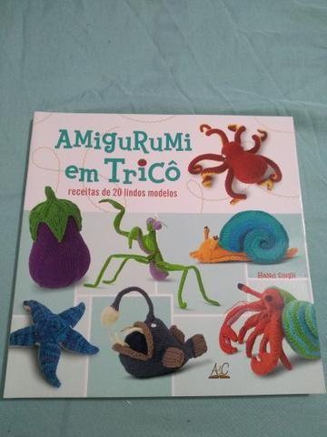 Amigurumi em Tricô - Livros e revistas - Vila Marchi 1fddf0e7ac1