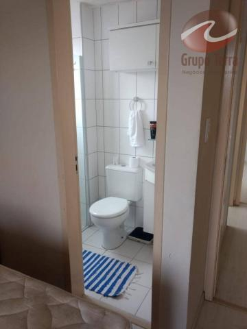 Apartamento com 3 dormitórios à venda, 77 m² por r$ 280.000 - jardim satélite - são josé d - Foto 6