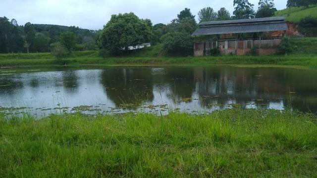 Sitio 20 alqueires com 5 lagos a venda em socorro sp - Foto 10