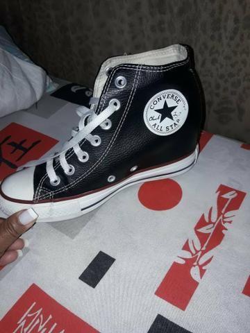 Tenis all star preto número 36 BR - Roupas e calçados - Jardim ... 0c09384adc8cc