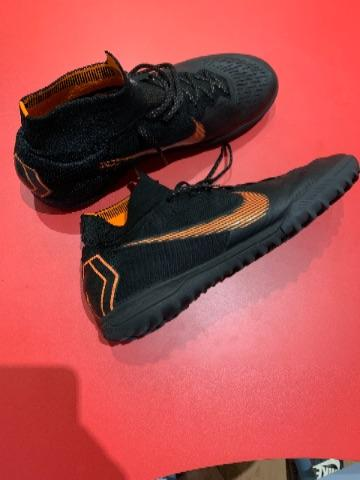 56fce823a9a72 Chuteira Society Nike Mercurial Superflyelite 42
