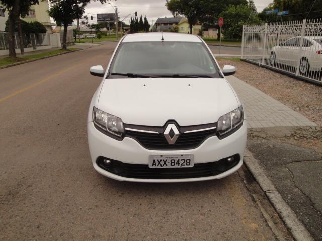 Renault Logan 1.0 Expre 2014 Completo - Foto 2