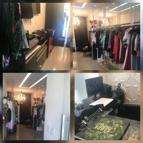 Loja de roupas feminina - passo ponto
