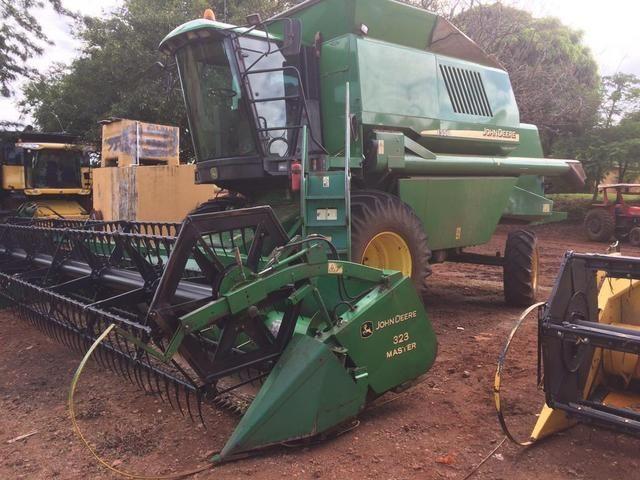 Jd 1550 - Tratores e máquinas agrícolas - Sertaneja 469743609d5