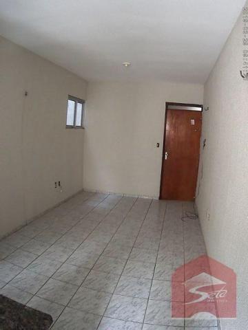 Apartamento para alugar, 42 m² por r$ 550/mês - v. peri -fortaleza/ce - Foto 3