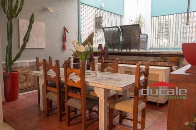 Cobertura Duplex 4 suites Praia do Canto, Vitória - Foto 3