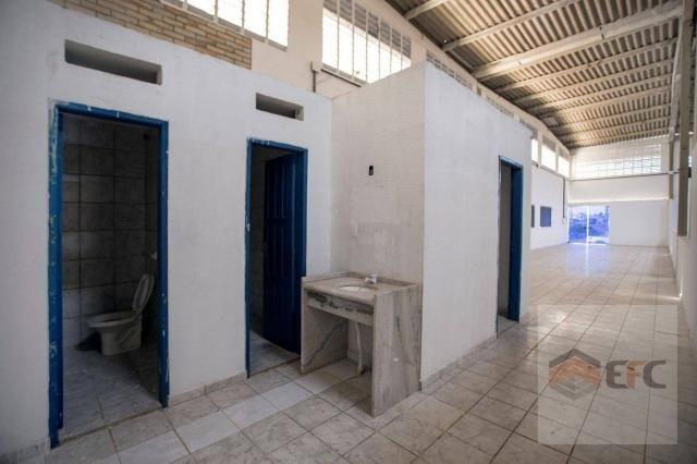 Galpão para alugar, 1322 m² por r$ 16.000,00/mês - parque de exposições - parnamirim/rn - Foto 4