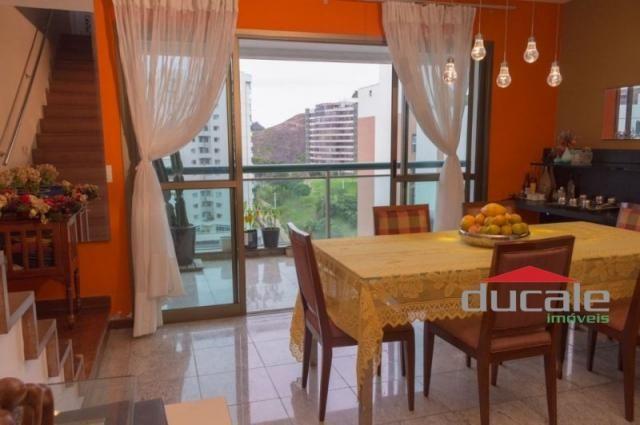 Cobertura Duplex 4 suites Praia do Canto, Vitória - Foto 5