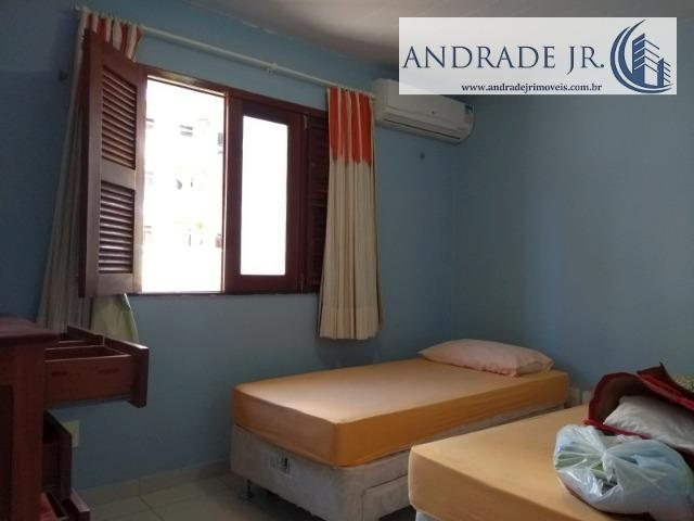 Casa duplex em condomínio no Porto das Dunas, nascente, com vista mar e área de lazer - Foto 6