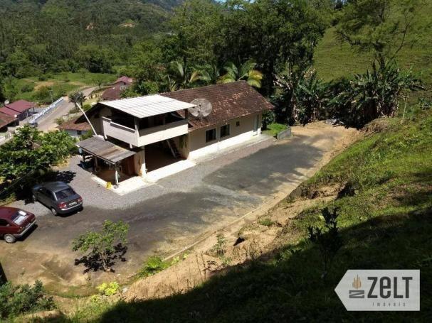 Selecione residencial à venda, rural, benedito novo. - Foto 9