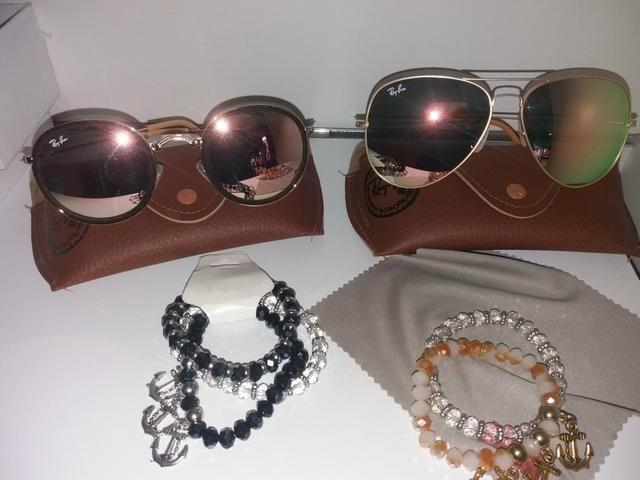 2195cf2f8 Oculos Ray Ban Original - Bijouterias, relógios e acessórios - Zumbi ...
