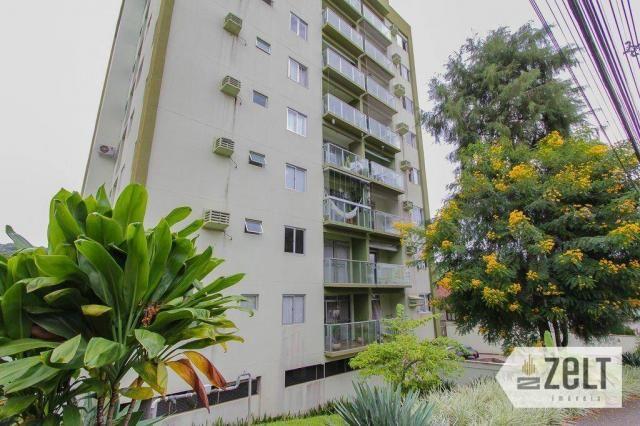 Apartamento residencial à venda, fortaleza, blumenau - ap0842. - Foto 2
