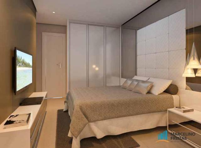 Apartamento residencial à venda, Presidente Kennedy, Fortaleza - AP2141. - Foto 3