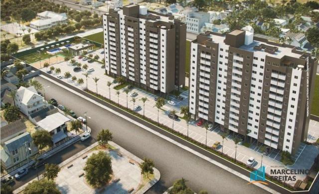 Apartamento residencial à venda, Messejana, Fortaleza - AP3030. - Foto 15