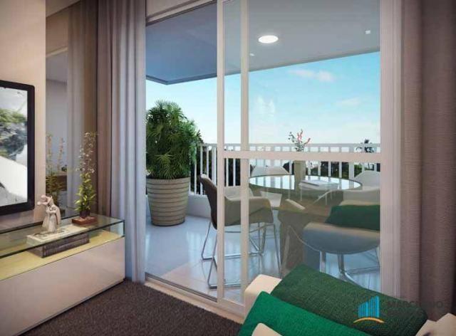 Apartamento residencial à venda, Presidente Kennedy, Fortaleza - AP2141. - Foto 5