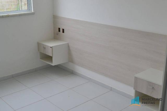 Apartamento residencial à venda, Jangurussu, Fortaleza. - Foto 12