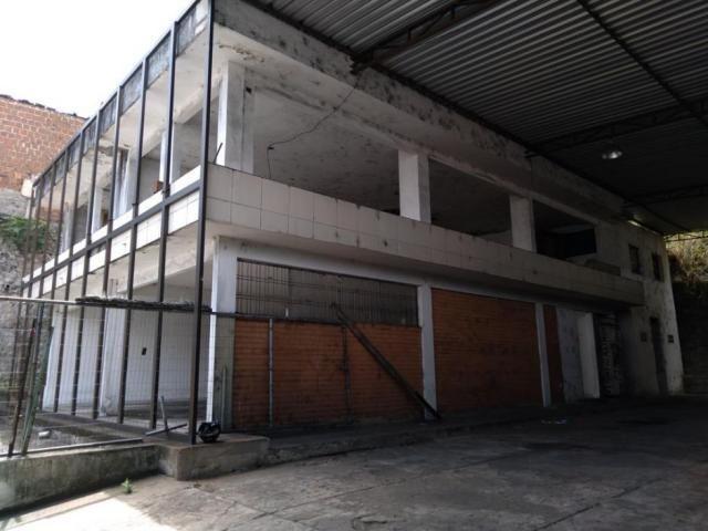 Galpão/depósito/armazém à venda em Varadouro, João pessoa cod:23502 - Foto 5