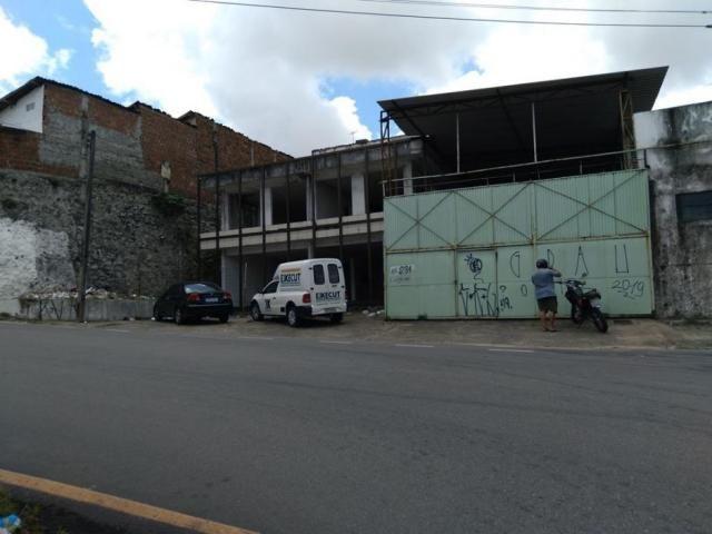 Galpão/depósito/armazém à venda em Varadouro, João pessoa cod:23502