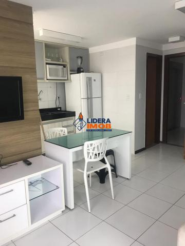 Lidera Imob - Apartamento na Santa Mônica, Mobiliado, 1 Quarto, Suíte, Garagem Coberta, pa - Foto 2