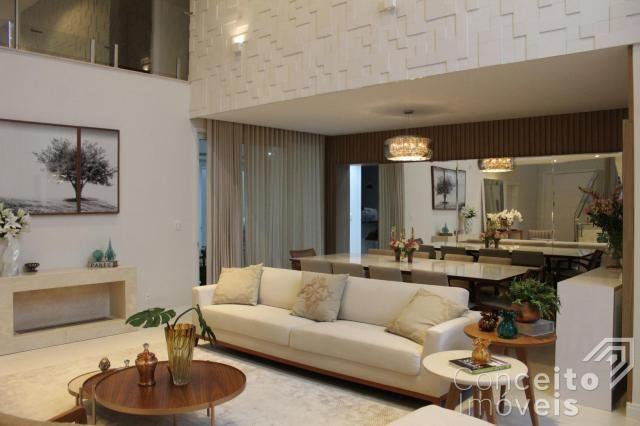 Casa à venda com 4 dormitórios em Órfãs, Ponta grossa cod:392486.001 - Foto 2
