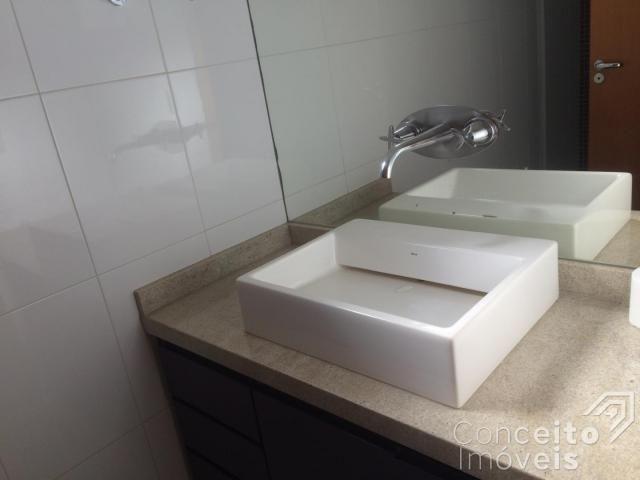 Apartamento à venda com 2 dormitórios em Estrela, Ponta grossa cod:392631.001 - Foto 14