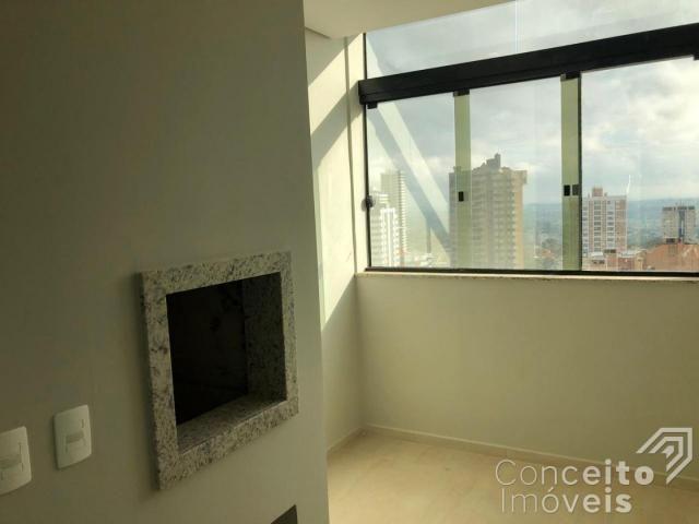 Apartamento para alugar com 3 dormitórios em Centro, Ponta grossa cod:392517.001 - Foto 12
