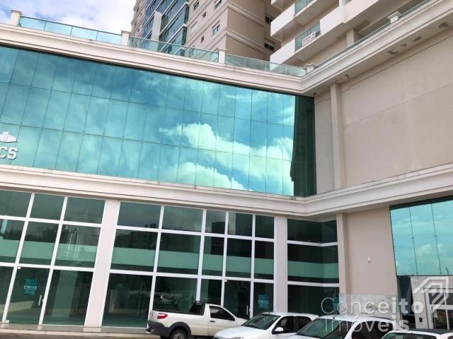 Apartamento à venda com 2 dormitórios em Centro, Ponta grossa cod:392666.001 - Foto 2