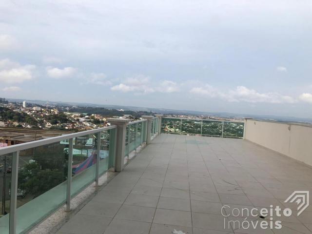 Apartamento para alugar com 3 dormitórios em Centro, Ponta grossa cod:392517.001 - Foto 8